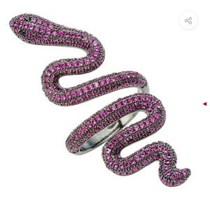 Taylor Swift Reputation Tour Snake Ring